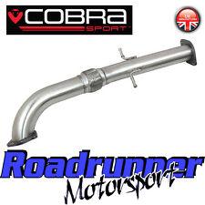 """VX26 Cobra Sport Astra VXR J MK6 2nd De Cat Pipe 3"""" Secondary Cat Bypass Exhaust"""