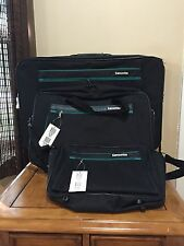 3 Piece Vintage SAMSONITE Legacy Sport Luggage Suitcases Travel Bags