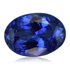 0.98 Carat Oval Tanzanite 100%Natural  Top Quality  Deluxe AAAAA Color