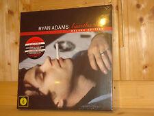 RYAN ADAMS Heartbreaker DELUXE EDITION PAX-AM 4 LP + DVD BOX NEW SEALED