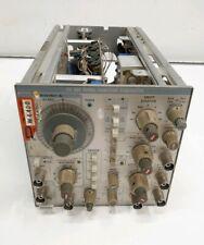 Tektronix Fg504 40 Mhz Function Generator Plug In For Tm500 Tm5000 F908