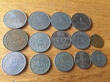 Middle East Lot 14 Coins