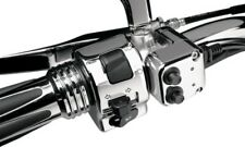 Show Chrome - 13-207 - Universal Accessory Switch Block for 1 in Handlebars