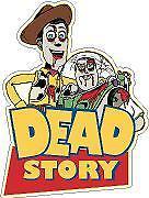 Dead Story walking dead sticker decal