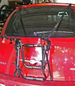 Bell 2-Bicycle Trunk-Mount Carrier