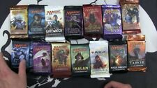 1 MAGIC THE GATHERING BOOSTER FACTORY SEALED RANDOM ALL SETS | 12 PACK