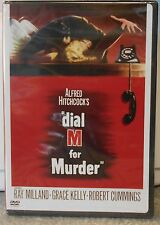 Dial M for Murder (DVD 2004) RARE 1955 HITCHCOCK CRIME THRILLER  BRAND NEW