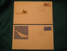 Lot of 2-1979 Fd of Issue-Official Canada P.O. Cachet-#813-14-17c/35c Wildlife