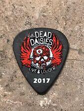 The Dead Daisies-Marco Mendoza-6/18/17 Graspop Metal Meeting Guitar Pick-Rare