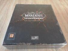 World of Warcraft-Cataclysm Edition Collector-Wow nuevo Versión España