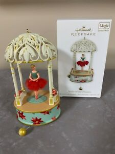 Hallmark Christmas Ornament, Waltz of the Flowers, Sound and Motion, 2011
