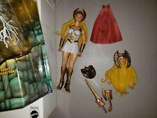 MOTUC She-Ra figure Masters of the Universe Classics He-Man POP complete w box