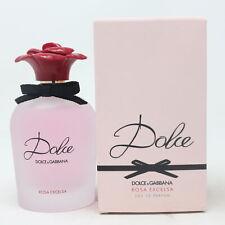 Rosa Excelsa by Dolce & Gabbana Eau De Parfum For Women 2.5oz Spray New With Box