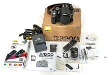 Nikon D3200 Digitalkamera 6402 Auslösungen OVP