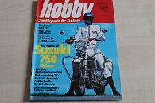 163823) BMW 528 E12 - Hobby 18/1975