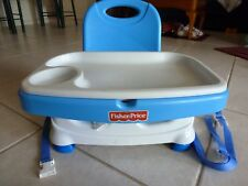 Booster Chair Fisher Price Healthy Care Portable B7275 Lots of Life left!