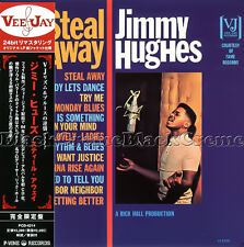 "Jimmy Hughes - ""Steal Away"" SEALED 2006 Japan Mini-LP Sleeve CD"
