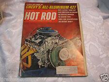Hot Rod Dec 1968 magazine Cars Auto Motorcycle DX Oil Ad Coke Ad Coca Cola