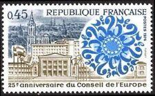"""FRANCE N°1792 """"CONSEIL DE L'EUROPE"""" NEUF xx TTB"""