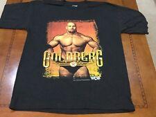 4f59b409b Vintage WCW WWF nwo Wrestling Bill Goldberg Gold Star Shirt XL New