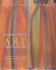 Gardner's Art Through The Ages, Volume II, Fred Kleiner, Christin Mamiya