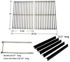 Weber 2241298 Rebuild Kit Replacement Burner,Heat Plate,Grill Grid Grates