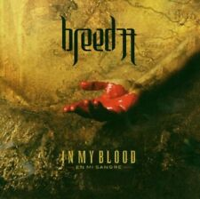BREED 77 - In My Blood (En Mi Sangre) - CD - Neu - Latin Flamenco Metal