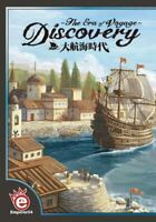 DISCOVERY THE ERA OF VOYAGE BOARD GAME