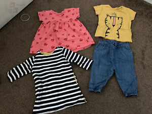 baby girl 6-9 months bundle next
