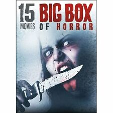 15-Movie Big Box Of Horror (Dvd) (2Dvd Pack) (3Discs)