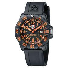 Luminox Men's Watch Navy Seal Orange Colormark Diver 3059 - Authorized Dealer