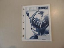 Teile Katalog parts list catalog ue BUELL S3 Thunderbolt Modelljahr 1999