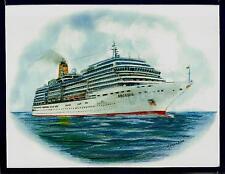Original Art Work.. ms  ARCADIA.....P&O Cruises   cruise ship