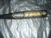 Louisville Slugger TPX Laser Baseball Bat 29 in 17 oz Model YB503 Youth -12 CU31