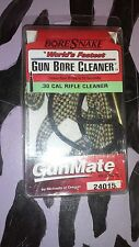 Boresnake Gun Bore Cleaner, Rifle Cleaners Cal. .30 No 24015