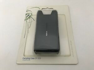BRAND NEW GENUINE NOKIA CARRYING CASE FOR NOKIA N8-00 CP-503