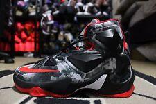 NEW Nike LeBron 25K Special Edition 13 NikeiD ID Sz 9.5 Red/Black