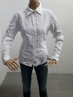 Camicia MARLBORO CLASSICS Donna Shirt Woman chemise Femme Taglia 44 Cotone 8390