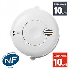 Détecteur de Fumée angeleye Expert So510-ae-fr Autonomie 10 ans - NF et ce