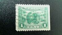 USA 1913 $.01 #397 Balboa Issue Used Nice Margins - See Images & Description