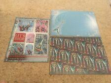 Hunkydory Kit - Rockstar - Die Cut Topper Sheet & 2 Backing Cards