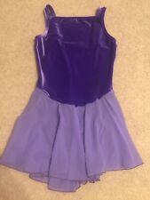 figure skating practice dress