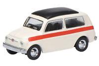 "Fiat 500 Giardiniera "" Sport "" Type No. 452627300, Schuco H0 1:87"
