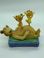 "The Dr. Seuss Collection Hallmark 2000 ""We Like to Hop on Top of Pop"" Figurine"