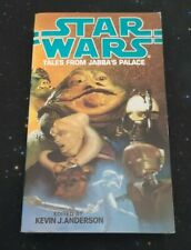 Star Wars: Tales from Jabba's Palace - Paperback book 1996 - UNREAD
