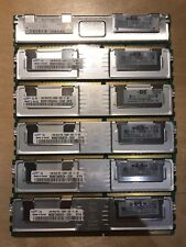 HP 6GB (6x1GB) 1GB 2RX8 PC2-5300F HP PN 398706-051 Fully Buffered Memory RAM