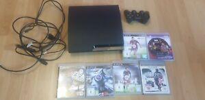 Ps3 Konsole mit Spielen , PlayStation 3
