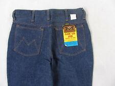 "NWT Vintage Maverick Flare Leg Jean ""350"" Denim 14oz Plus Denim  30x36 X-Long"