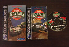 Sega Rally Sega SATURN PAL