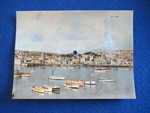 Vistasound - The Singing Picture Postcard - St. Ives   1950's